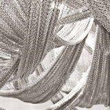 유럽 디자인 백색 알루미늄 사슬 장식적인 천장 램프