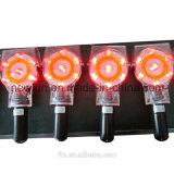 Patente RF Solar Intermitente Luz de Seguridad en las carreteras