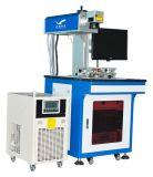 Machine de gravure rapide d'inscription de laser de fibre en métal d'expédition