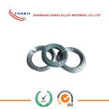 Fil de chauffage de résistance d'alliage d'aluminium de chrome de fer
