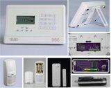 Drahtloser G/M Smart Fire Burglar Alarm System für Home Security mit russischem Language