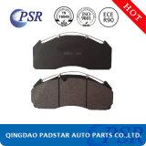 Almofadas de freio elevadas do veículo pesado da potência de freio