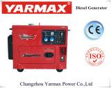 Beweegbare 6kVA Geluid Verminderde Diesel Generator