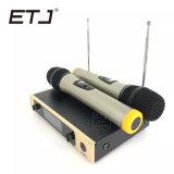 Übermittler-Handstadiums-Leistungs-freies Verschiffen L-001 des Etj Marken-professionelle drahtlose Mikrofon-2