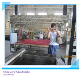 Single or Double Coated를 가진 명확한 Aluminum Mirror Glass Sheet