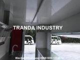 Caminhão do alimento da barra rebocada do padrão 2017 de Austrália; Caminhão do Hotdog; Caminhão do Vending do café