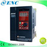 Eds800-2s0015 mecanismo impulsor variable trifásico Enc VFD, mecanismo impulsor del inversor de la frecuencia de la salida 220V 1500W del motor de CA de Pirce 2pH/1.5kw de la fabricación