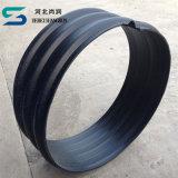 Труба из волнистого листового металла стальной полосы HDPE усиленная для нечистоты