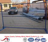 Événement de construction clôturant la frontière de sécurité provisoire de sûreté résidentielle pour des enfants