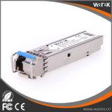 비용 효과적인 100Base-BX 1310nm Tx/1550nm Rx 20km BIDI SFP 송수신기