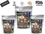 Console de cabelo puro estilo queratina na fibra Reabastecer Pack
