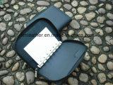 지퍼 까만 PVC 회의 폴더 이동할 수 있는 문서 폴더