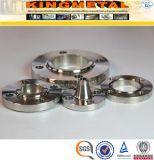ANSI B16.5 Wp304/316 Class150 RFのステンレス鋼の管のフランジの付属品