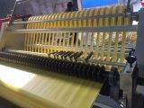 Tipo vertical PLC que controla cortando a máquina do rebobinamento para o rolo de película dos PP do PE e o material de isolação