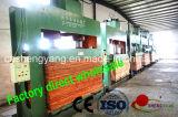 Máquina fría de madera de la prensa del alto rendimiento para el panel de la chapa de la madera contrachapada