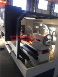 Máquina-instrumento & torno fazendo à máquina horizontais universais do Slat da torreta do CNC para o metal Vck-6150 da estaca