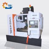 Mini Fresadoras CNC centro de mecanizado Vmc600 Sistema de Fanuc