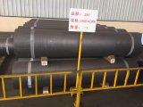 UHP/HP/Np de GrafietElektroden van de Koolstof van de Rang in Industrie van de Uitsmelting voor Staalfabricage