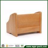 Держатель канцелярских принадлежностей офиса стола Multi функции деревянный