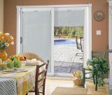 Двойные стекла на алюминиевые раздвижные двери