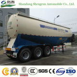China 50 Cbm Utility Navio petroleiro de cimento a granel semi reboque