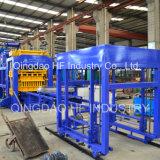 Мониторинг интервала QT12-15 пресс для производства кирпича высокого качества дорожного покрытия