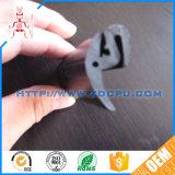 Guarnizione a temperatura elevata del pulitore della gomma di silicone/striscia intumescente della guarnizione di fuoco