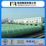 Los tubos de fibra de vidrio de alta resistencia, tubo de plástico reforzado con fibra