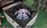 Intervallo di gas dell'acciaio inossidabile 2-Burner con il forno di /Gas della piastra del gas (HGR-702G)
