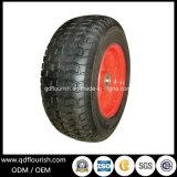 법률 잔디 깎는 사람 타이어 6.50-8 PU 거품 바퀴 단단한 편평한 자유로운