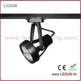 Qualität 30W COB Track Lights mit 2 Line Track LC2328n