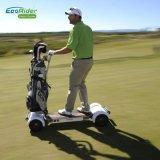2017 skate quente do golfe da roda de Ecorider 4, carro elétrico do golfe de pé com punho removível