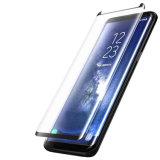공장 가격 Samsung 은하 A10를 위한 2.5D에 의하여 구부려지는 가장자리 강화 유리 보호 피막