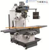Tipo el moler vertical universal del taladro de la base de la torreta del metal del CNC y perforadora para la herramienta de corte X7150A