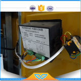Macchina automatica di riga in acciaio della piegatrice della macchina piegatubi del tondo per cemento armato di prezzi Gw42e della Cina