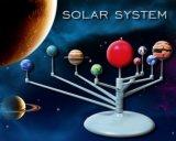 4452135 - Brinquedos modelo dos planetas DIY dos corpos celestes de sistema solar