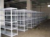 Industrial servicio mediano de acero ajustable estantes de almacenamiento en rack