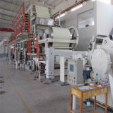 A fábrica a Kraft Linerboard máquina de revestimento de papel