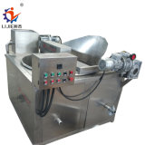 機械を揚げている機械マクドナルドを揚げる機械ポテトチップを揚げるポテト
