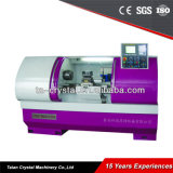 Tornos CNC Horizental / Tipo de luz torno mecânico CNC CK6150A