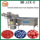 自動泡オゾン洗濯機の商業フルーツ野菜の洗濯機