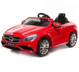 Езда Мерседес 2016 малышей на автомобиле 12volt лицензированном игрушкой