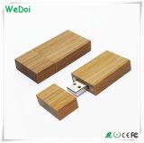 Hot Stick USB en bois à grande taille avec grande taille d'impression (WY-W14)