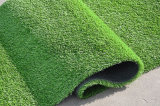 Grama sintética com resistência elevada de U/V para a decoração, jardim, ajardinando