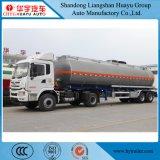 32cbm  Kraftstofftank-halb Schlussteil der Aluminiumlegierung-2axle