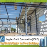 Vorfabriziertes helles Stahlkonstruktion-Fabrik-Lager