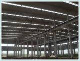 Estructuras metálicas de acero de la luz de almacén para la construcción de acero estructural prefabricados