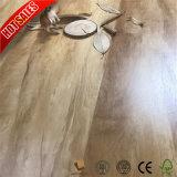 MDF flotante laminado barato del suelo del precio 12.3m m