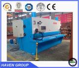 Máquina de corte hidráulica da placa de aço