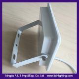 Indicatore luminoso di inondazione sottile dell'alluminio LED di disegno semplice 10-30W